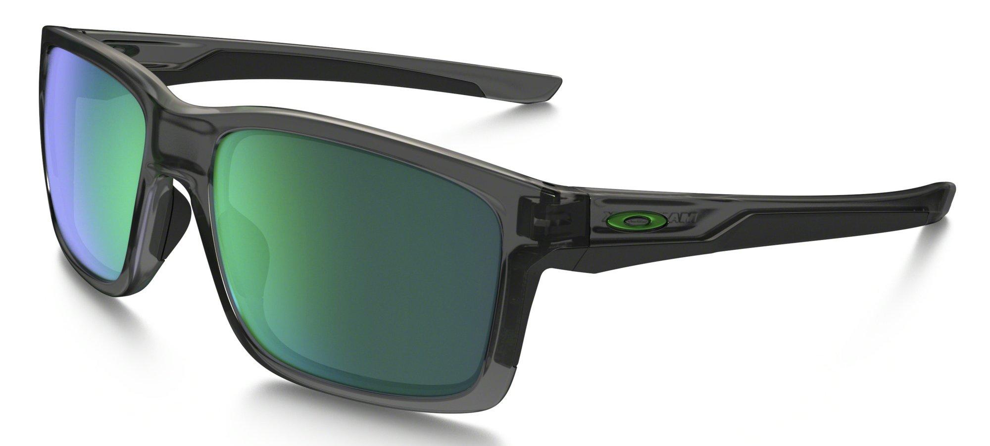 Sluneční brýle Oakley OAKLEY Mainlink Grey Smoke w/ Jade Iridium