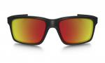 Sluneční brýle Oakley OAKLEY Mainlink Matte Black w/ Ruby Irid Polar – 2