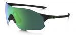 Sluneční brýle Oakley EVZero Path Polished Black/Jade Iridium Polarized