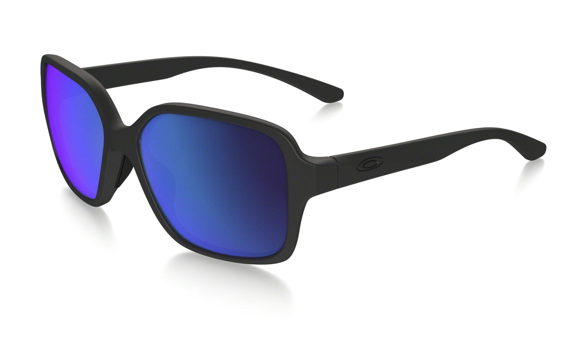 Sluneční brýle Oakley OAKLEY Proxy Pol Matte Black w/Sapphire Iridium