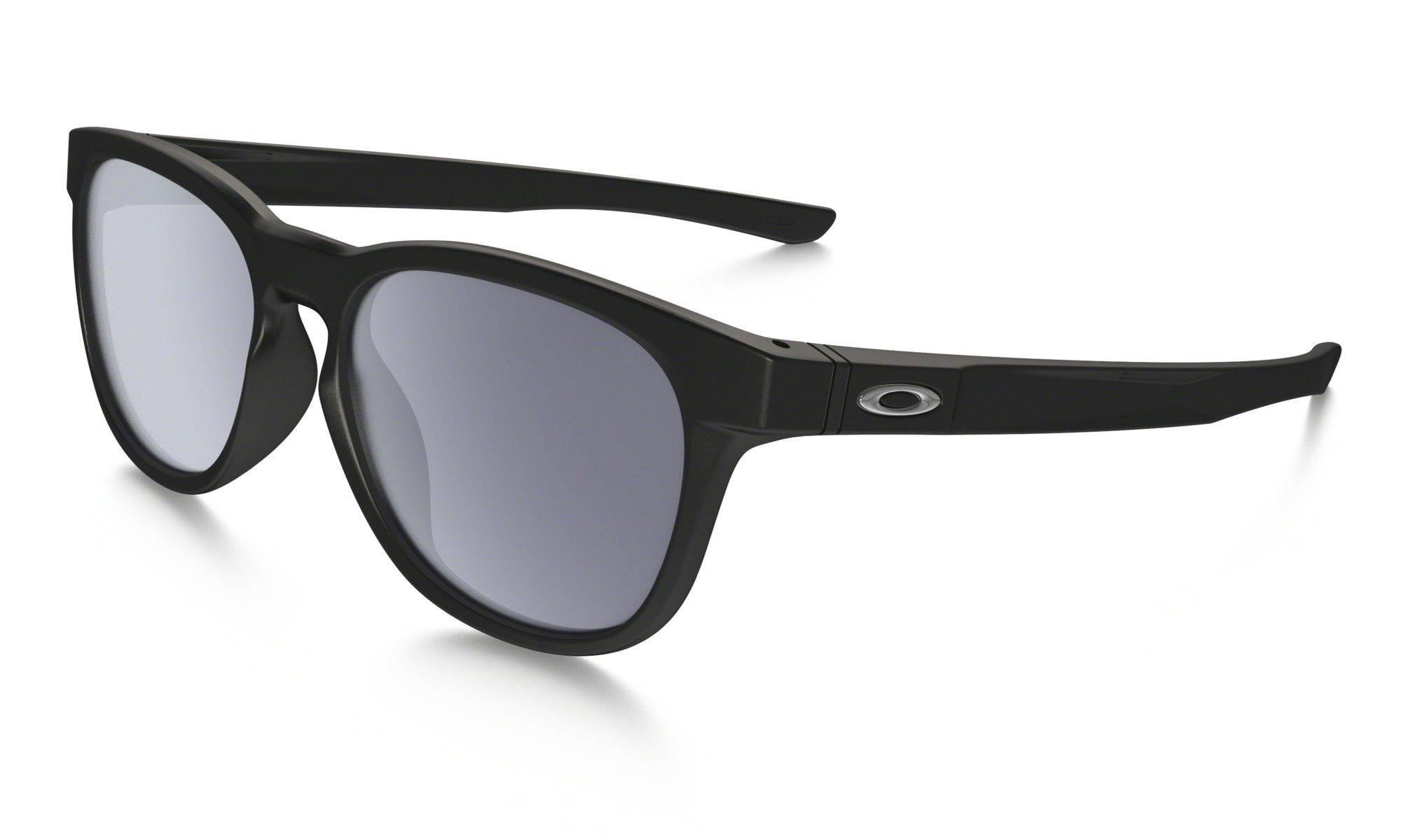 Sluneční brýle Oakley OAKLEY Stringer Matte Black w/ Grey
