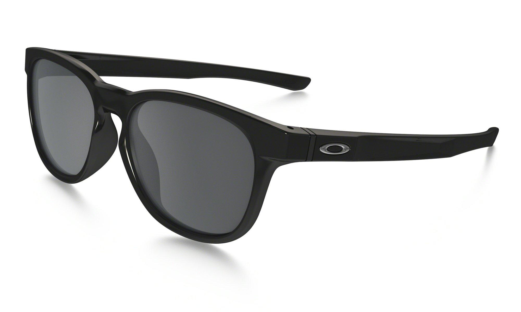 Sluneční brýle Oakley OAKLEY Stringer Polished Black w/ Black Iridium