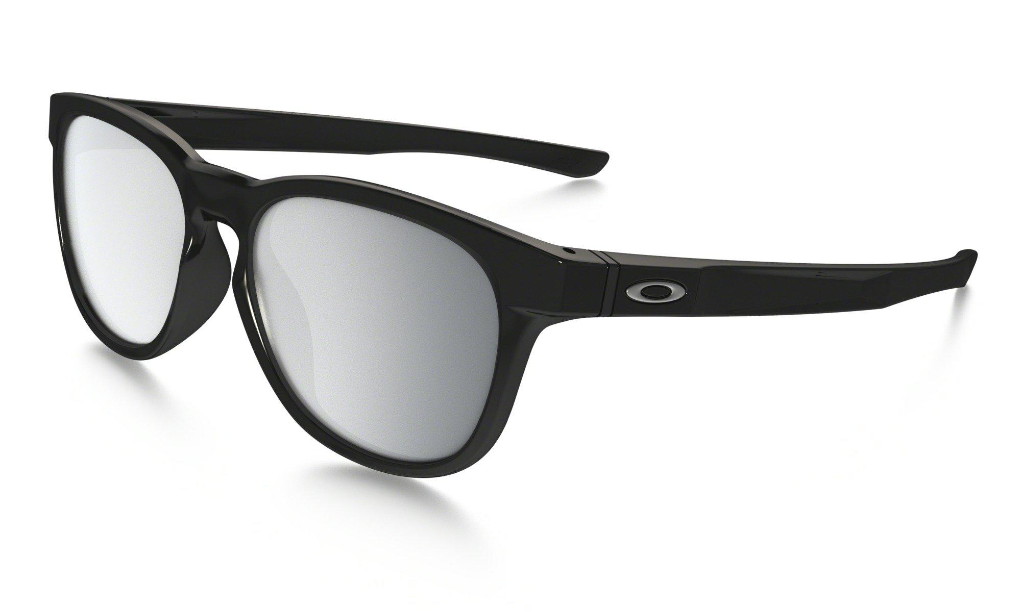 Sluneční brýle Oakley OAKLEY Stringer Polished Black w/ Chrome Iridium