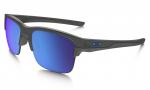 Sluneční brýle Oakley OAKLEY Thinlink DarkGrey w/Sapphire Iridium