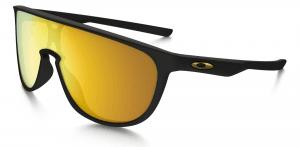 Sluneční brýle Oakley TRILLBE MATTE BLACK W/24K IRIDIUM
