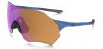 Sluneční brýle Oakley EVZero Range Matte Sky Blue/ Prizm Trail