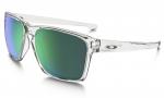 Sluneční brýle Oakley SLIVER XL Clear/Jade Iridium