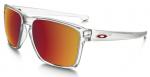 Sluneční brýle Oakley Sliver XL Matte Clear w/Torch Iridium