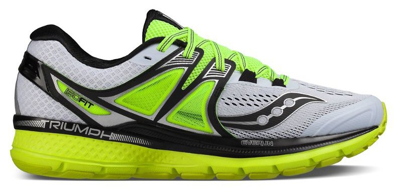 running shoes saucony triumph iso 3