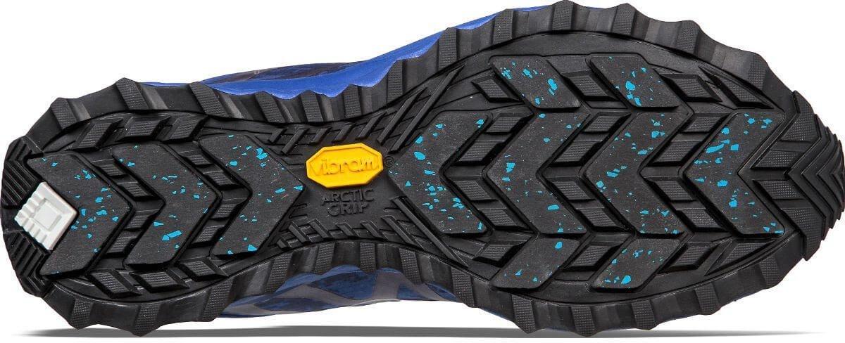 Trail shoes Saucony PEREGRINE 7 ARCTIC
