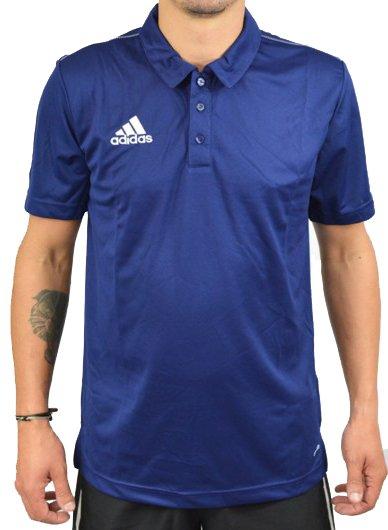 Triko s límečkem adidas COREF CL