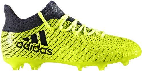Botas de fútbol adidas X 17.1 FG J