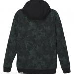 Mikina s kapucí adidas POISN AOP HOOD – 2