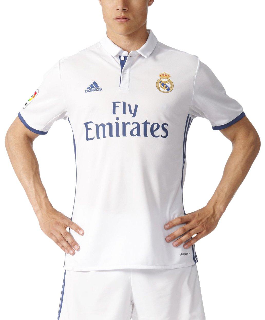 Domácí dres s krátkým rukávem Real Madrid 2016/2017