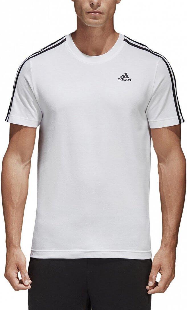 Enemistarse Con qué frecuencia Promover  T-shirt adidas ESS 3S TEE - Top4Running.com