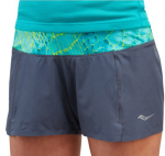 Šortky Saucony SAUCONY Pinnacle short – 2