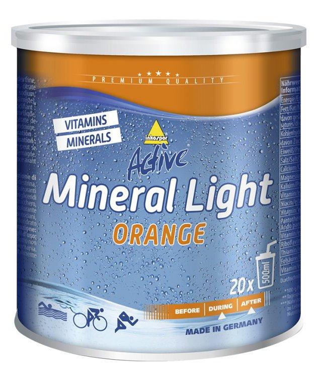 Dóza Inkospor Active Mineral light pomeranč 330g