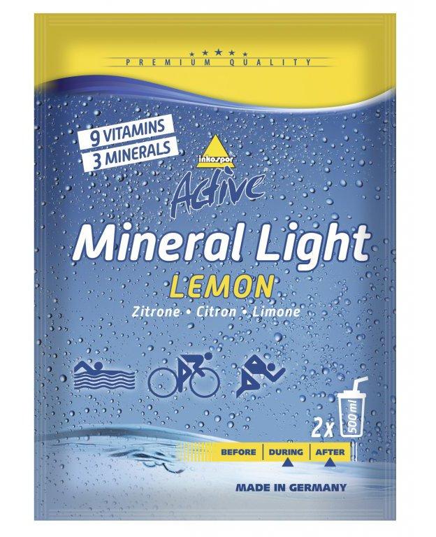 Nápoj Inkospor Active Mineral light citron sáček 33g