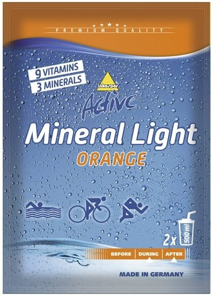 Inkospor ACTIVE Mineral Light Pomeranč sáček 33g