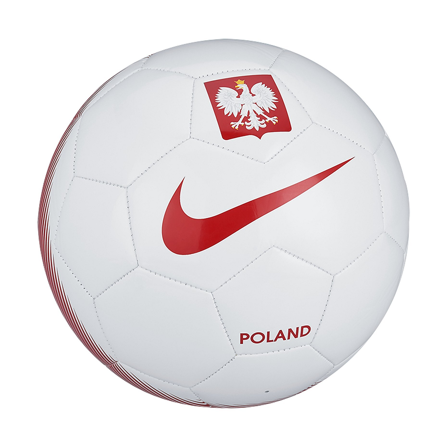 Míč Nike SUPPORTER'S BALL-POLAND