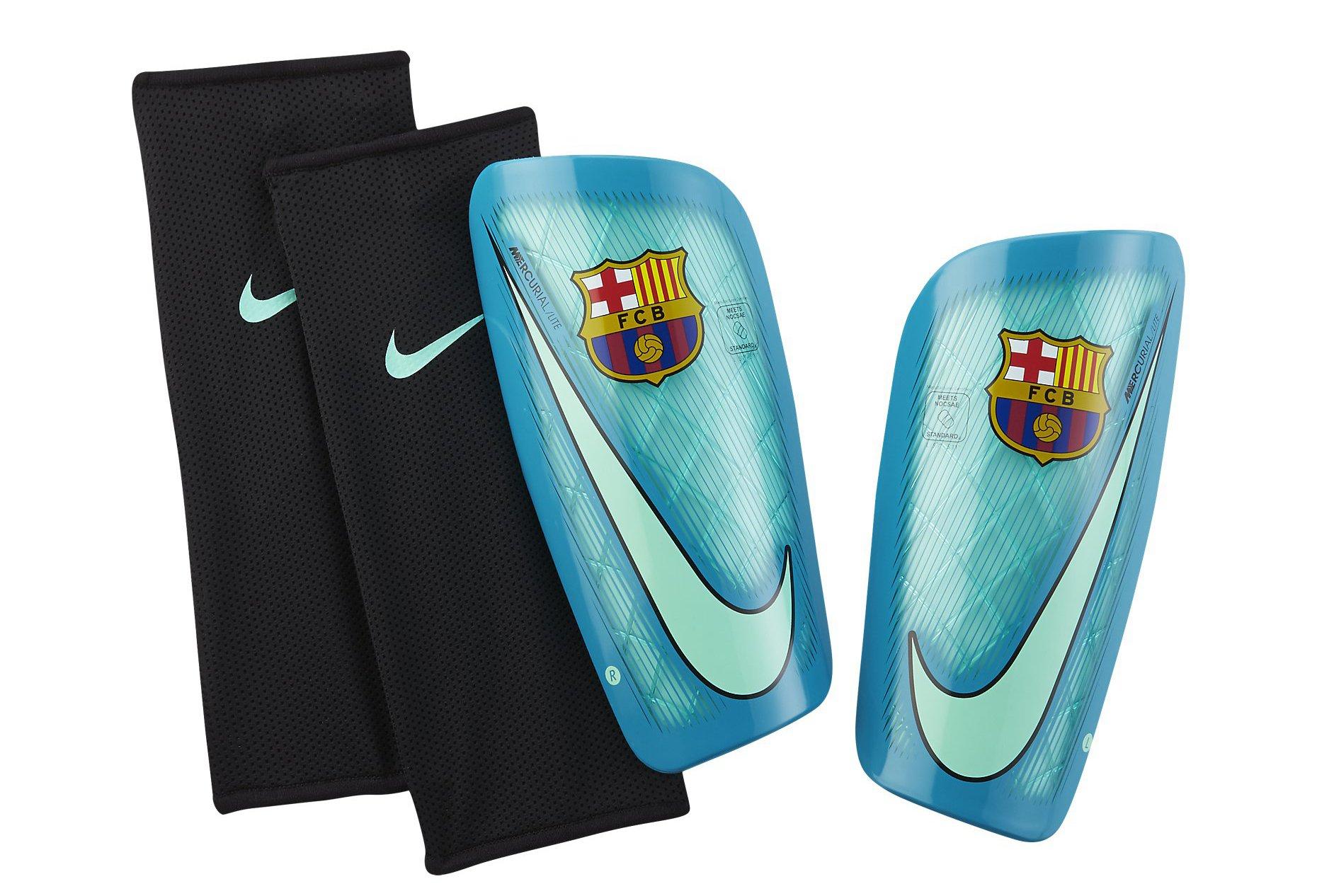 Chrániče Nike Mercurial Lite FCB