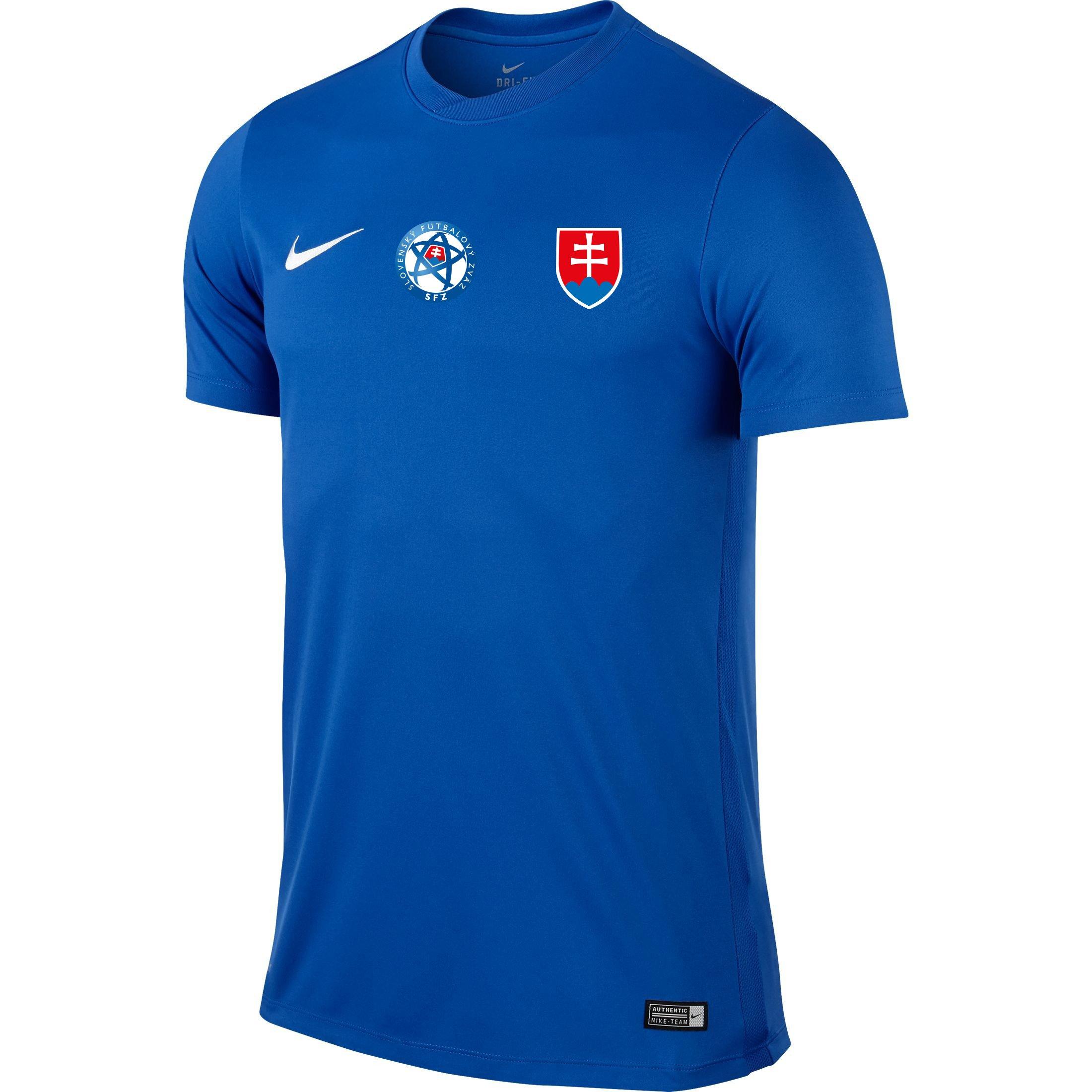 Replika hosťujúci dres Nike Slovensko 2016/2017