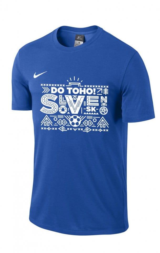 T-Shirt Nike Tričko Slovensko