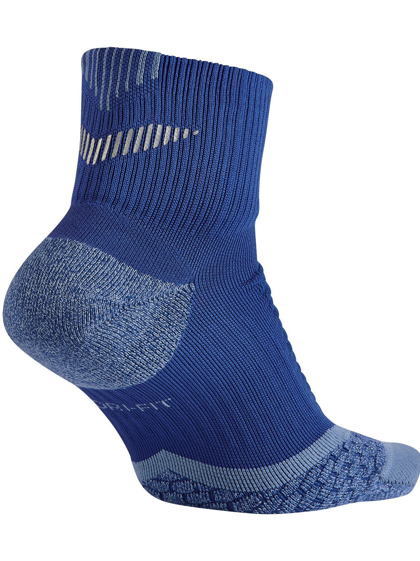 PonožkyNike Elite Running Cushion QTR