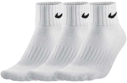 Socken Nike U NK CUSH QT 3PR-VALUE