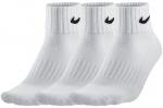 Nike U NK CUSH QT 3PR-VALUE Zoknik