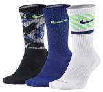 Ponožky Nike 3PPK DRI-FIT TRIPLE FLY