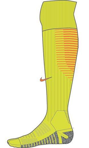 Stulpny NikeGrip Strike Lightweight Over-the-Calf