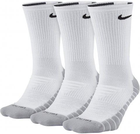 Volnočasové ponožky Nike Performance Cushioned Crew (tři páry)