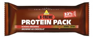 Inkospor X-treme protein pack čokoládové-brownies 35g