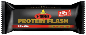 INKOSPOR X-TREME tyčinka protein flash banan 65g