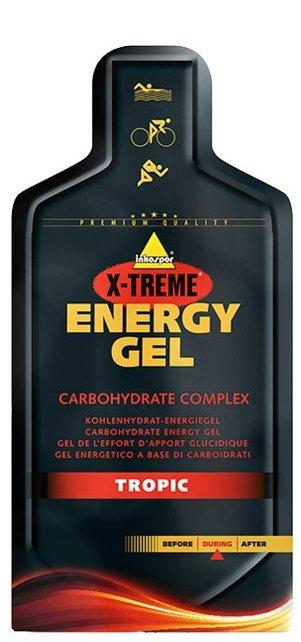 Inkospor X-TREME Energy gel tropik sáček 40g