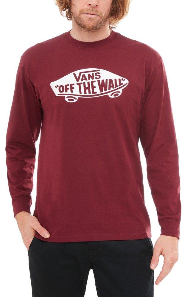 Pánské tričko s dlouhým rukávem Vans On The Wall