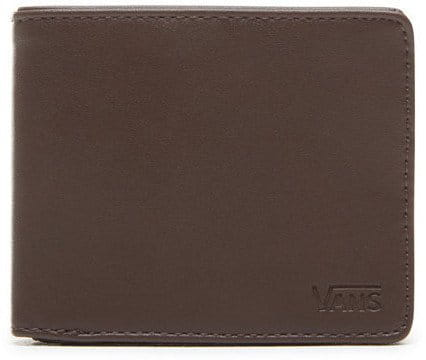 MN DROP V BIFOLD WALLET Dark Brown