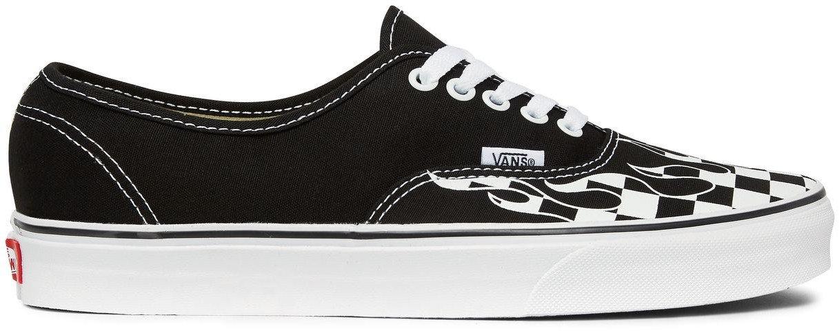 Shoes Vans UA Authentic (CHECKER FLAME