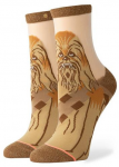 STANCE CHEWBACCA MONOFILAMENT BROWN