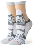 STANCE STORM TROOPER MONOFILAMENT WHITE
