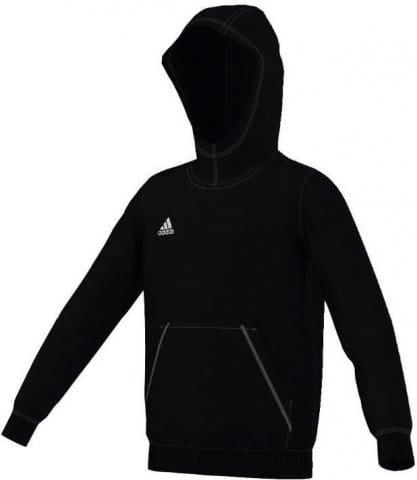 Mikina s kapucí adidas core 15 hoody kids