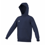 core 15 hoody kids blau