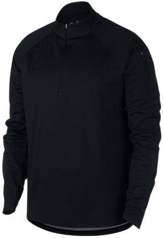 Pánská tréninková bunda s kapucí Nike SHLD SQD HDY DRILL TOP PZ