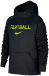therma football hoodie kids