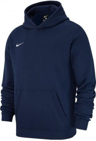 Hooded sweatshirt Nike Y HOODIE PO FLC TM CLUB19