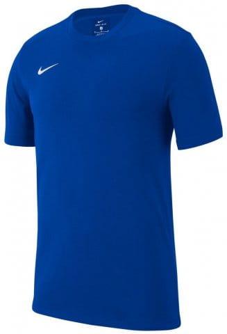 Dětské fotbalové tričko s krátkým rukávem Nike Team Club 19