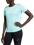 Nike W NK MILER TOP SS Rövid ujjú póló