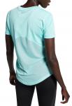 Dámské běžecké tričko s krátkým rukávem Nike Dry Miler