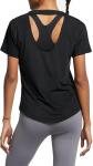 Dámské běžecké tričko s krátkým rukávem Nike Breathe Miler
